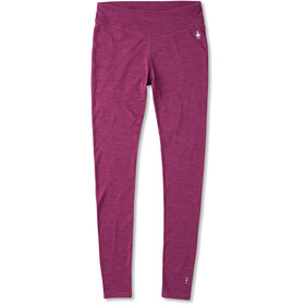 Smartwool Merino 250 Baselayer Bottoms Women sangria heather